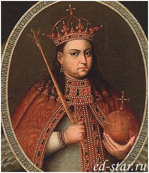 Россия в конце XVII века